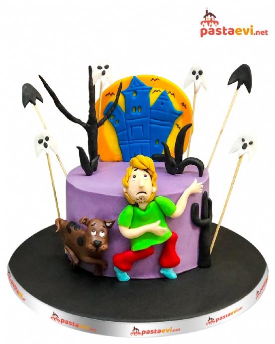 Scooby Doo Pastası
