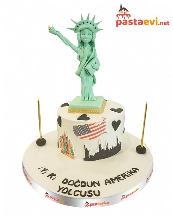 Özgürlük Anıtı Pastası