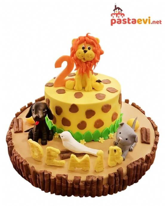 Hayvancık Butik Pastası