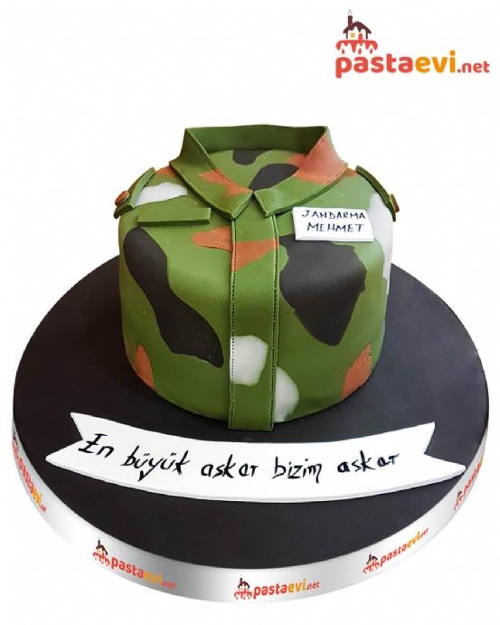 Asker Uğurlama Pastası