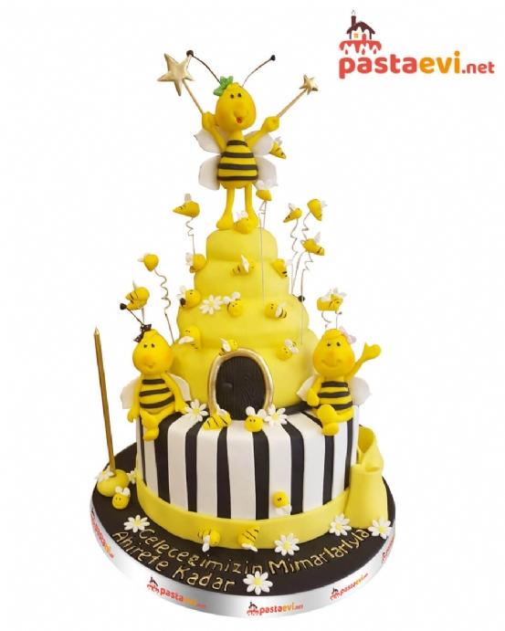 Süper Arılar Pastası