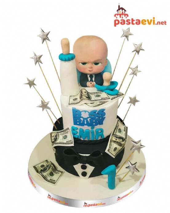 Baby Boss Butik Pastası