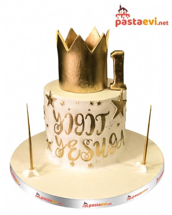 Kral Tacı Butik Pastası