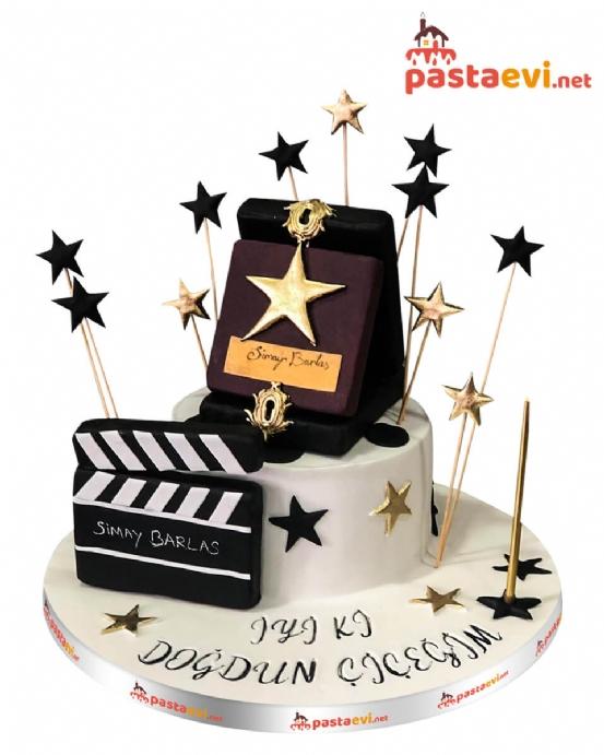 Plaket Ödüllü Star Pastası