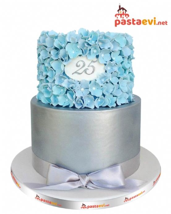 Mavi Rüya Butik Pastası