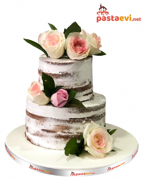 Güllü Naked Cake