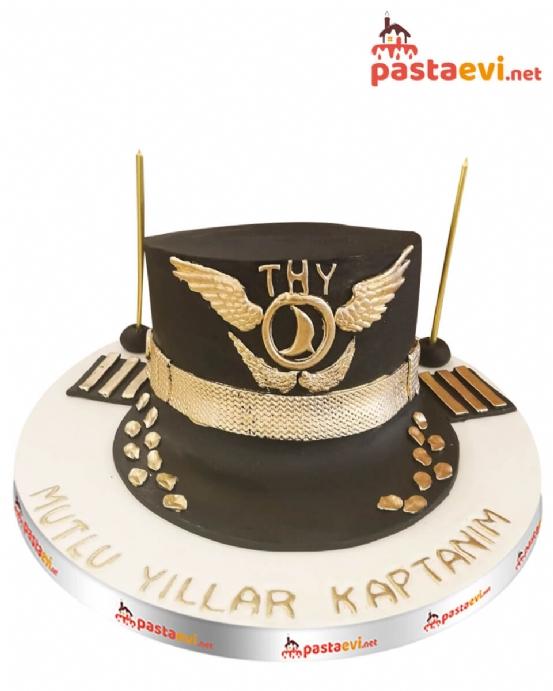 Pilot Doğum Günü Pastası