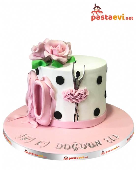 Hayal Bale Doğum Günü Pastası