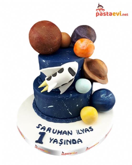 Uzay Gemisi ve Gezegenler Pastası