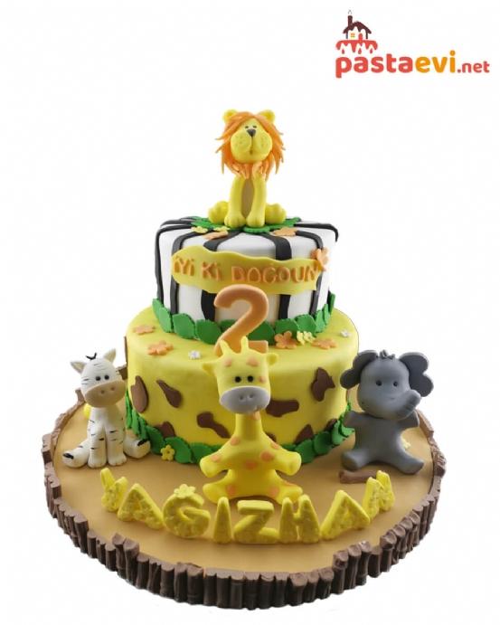 Safari Pastası