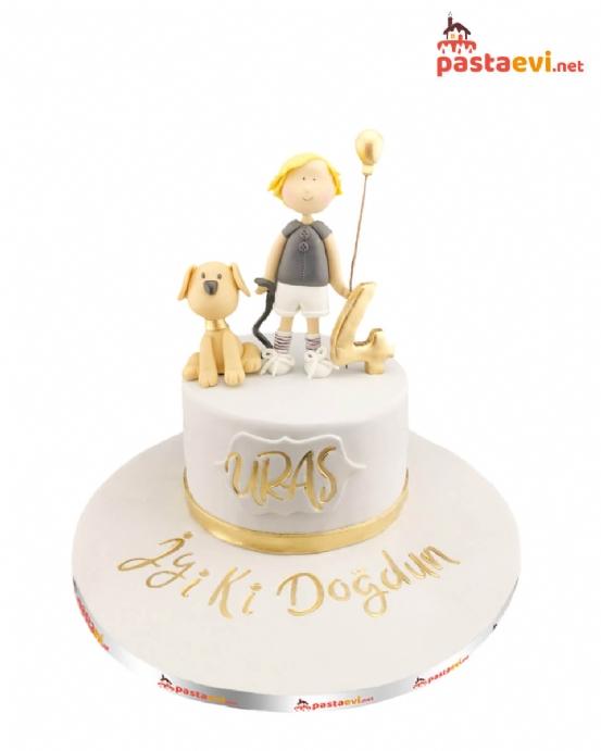 Afacan Çocuk Özel Tasarım Pasta