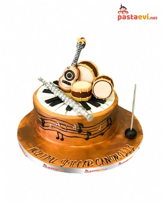 Müzisyen Pastası