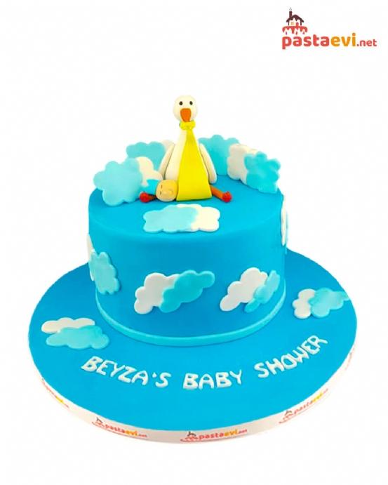 Hoşgeldin Bebek Pastası
